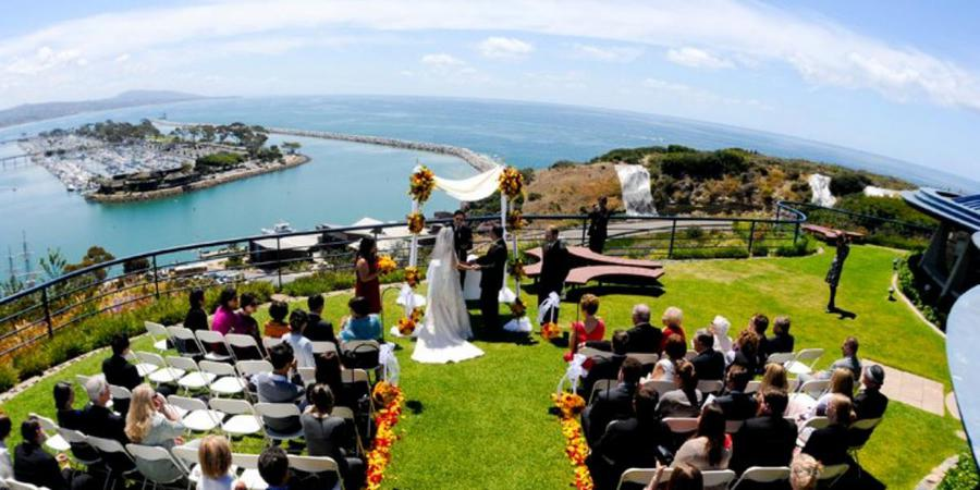 Chart House Dana Point wedding Orange County