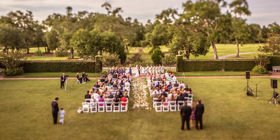 Dunes West Golf Club wedding Charleston
