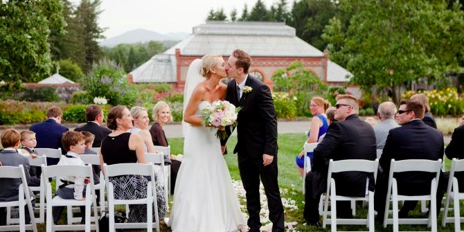 Antler Hill Barn wedding Asheville