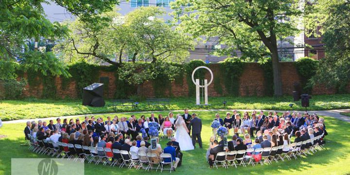 Newark Museum wedding North Jersey
