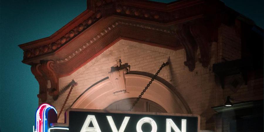 Avon Cinema wedding Providence/Northern Rhode Island