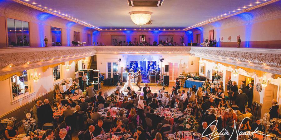 Mahler Ballroom wedding St. Louis