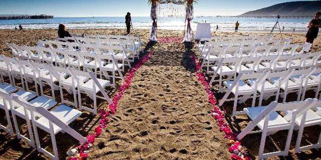 Avila Lighthouse Suites wedding Central Coast