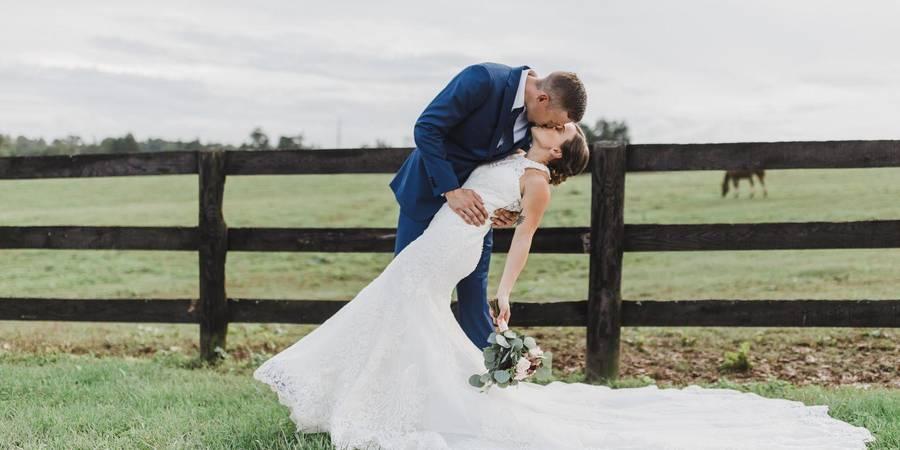 Wolftrap Farm wedding Charlottesville