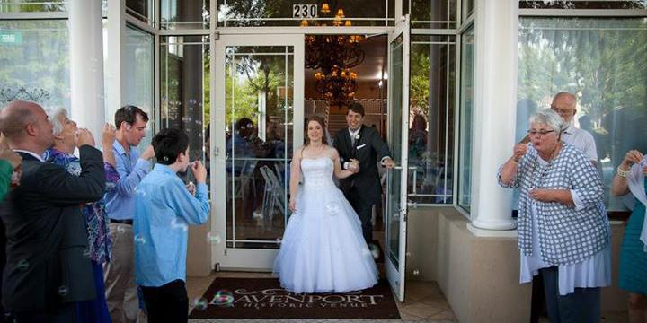 The Davenport wedding Greenville