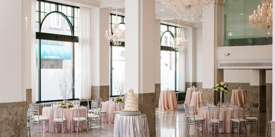 The Ballroom at Providence G wedding Providence/Northern Rhode Island