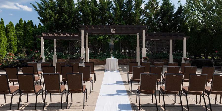 Hilton Garden Inn Rockaway wedding North Jersey