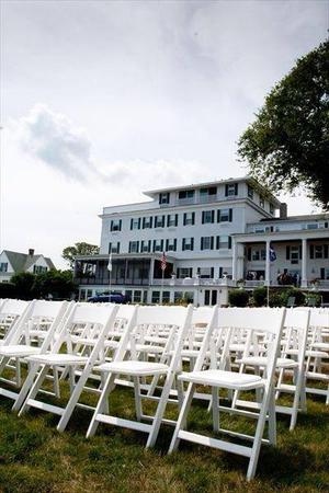 Emerson Inn By The Sea wedding North Shore