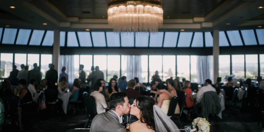 Hotel RL at the Park wedding Spokane