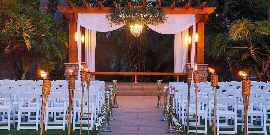 Crowne Plaza San Diego wedding San Diego