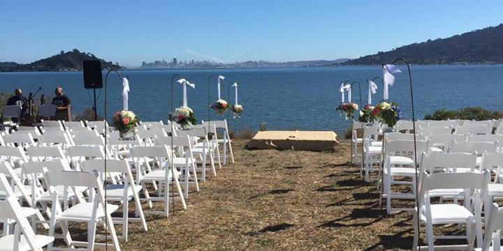 Lyford House wedding Marin