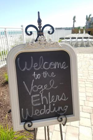 Holiday Inn Oceanfront wedding Myrtle Beach
