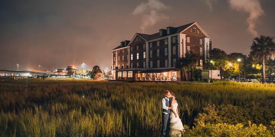 The Historic Rice Mill wedding Charleston