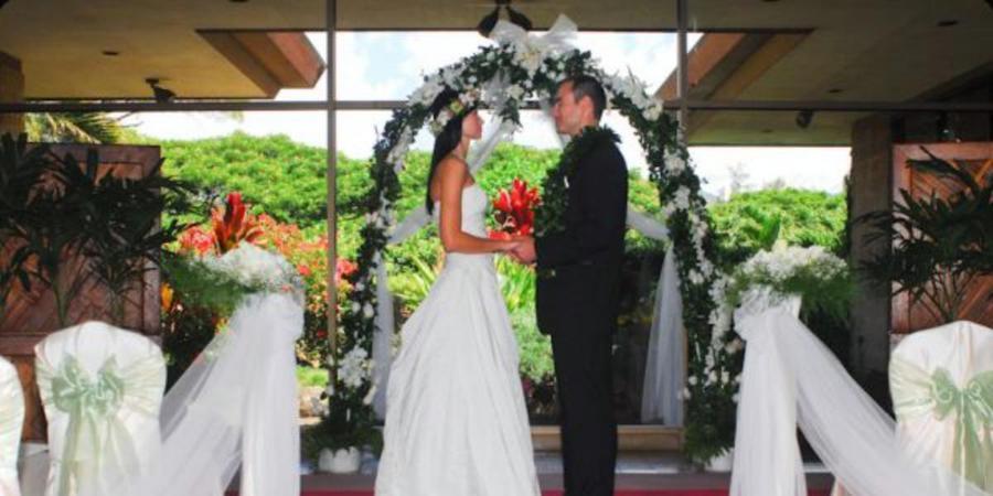 Honolulu Country Club wedding Honolulu