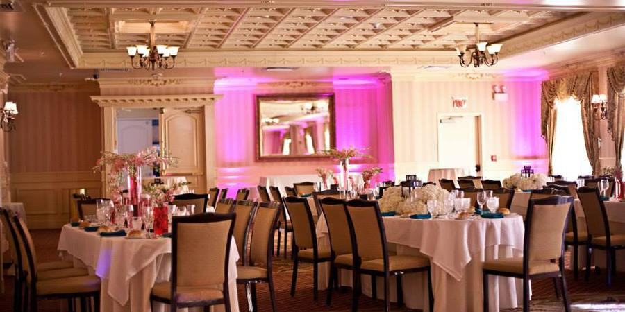 Hilton Garden Inn Hamilton wedding Central Jersey