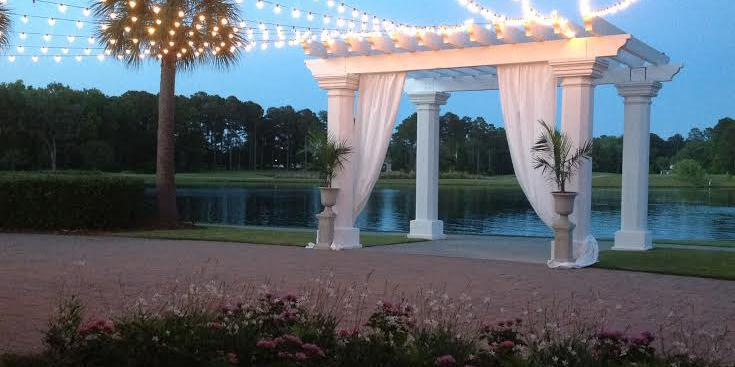 Hampton Hall Club wedding Hilton Head