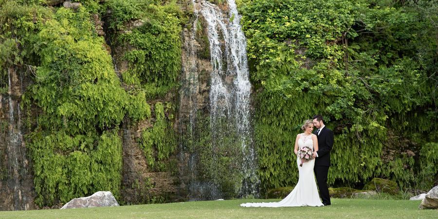 Canyon Springs Golf Club wedding San Antonio