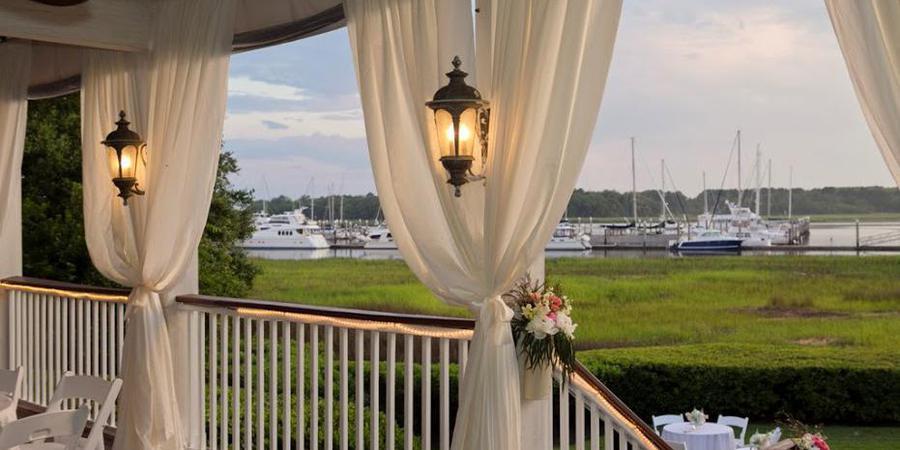Windows on the Waterway wedding Hilton Head