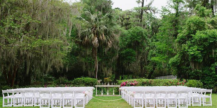 Magnolia Plantation & Gardens wedding Charleston
