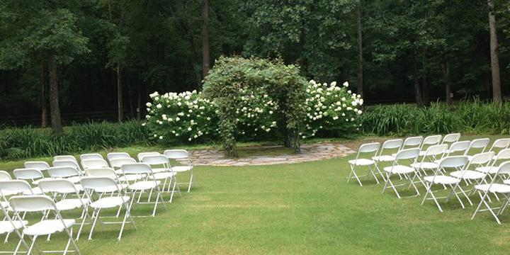 St. Florian Fiber Farms wedding Huntsville