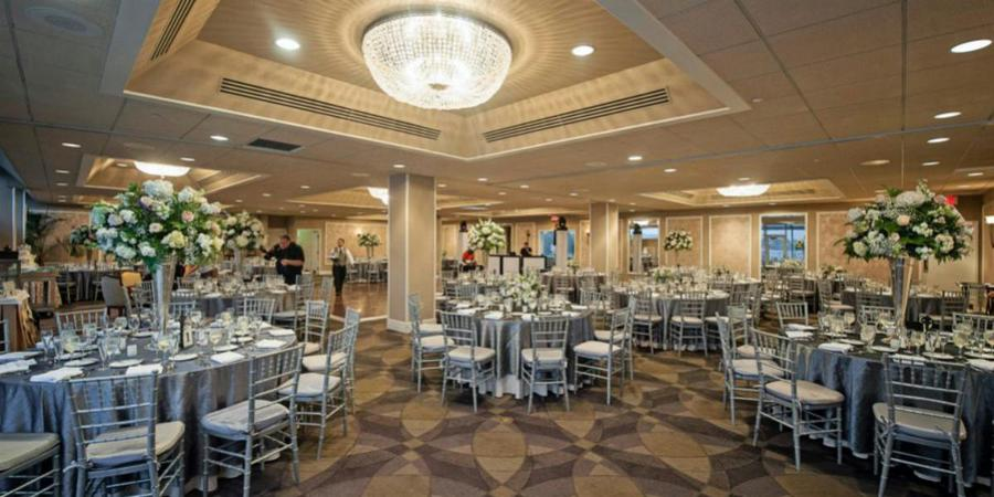 Oyster Point Hotel wedding Jersey Shore