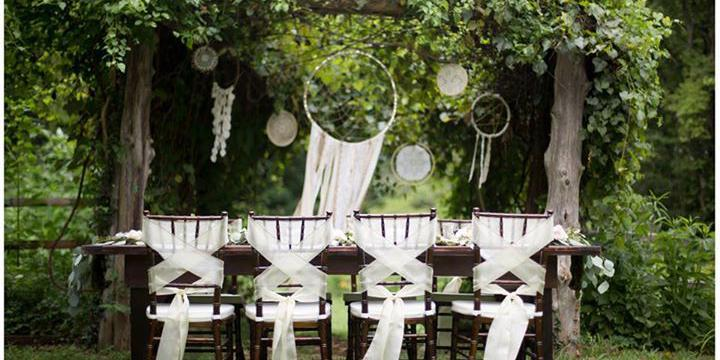 Ijams Nature Center wedding Knoxville