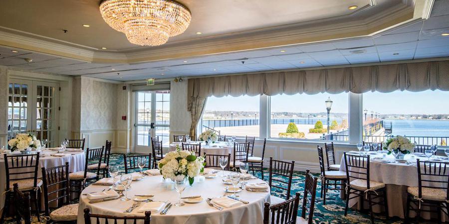 Molly Pitcher Inn wedding Jersey Shore