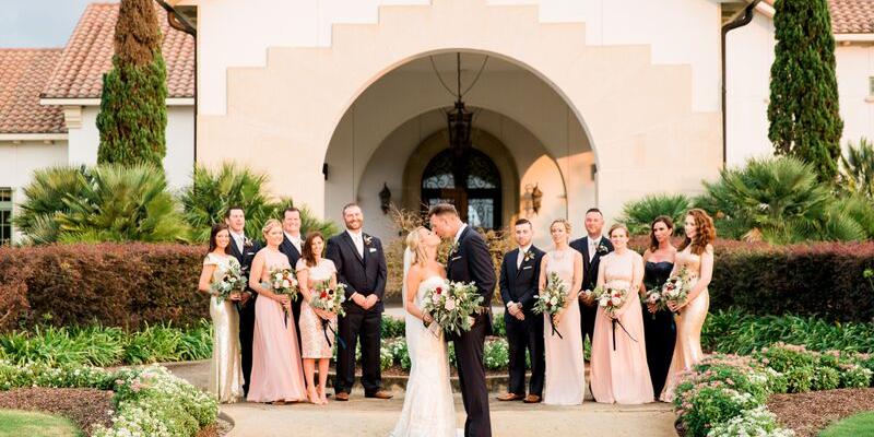 The Members Club at Grande Dunes wedding Myrtle Beach