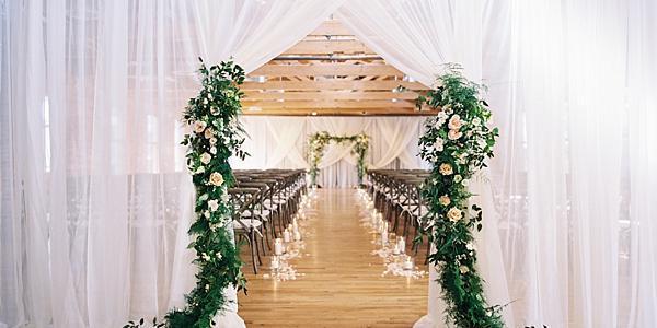 Huguenot Mill Loft at The Peace Center wedding Greenville