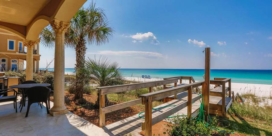 Five Star Gulf Rental: Capitano wedding Miami
