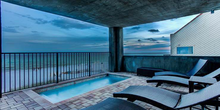 Five Star Gulf Rental: Soleil et Mer wedding Miami