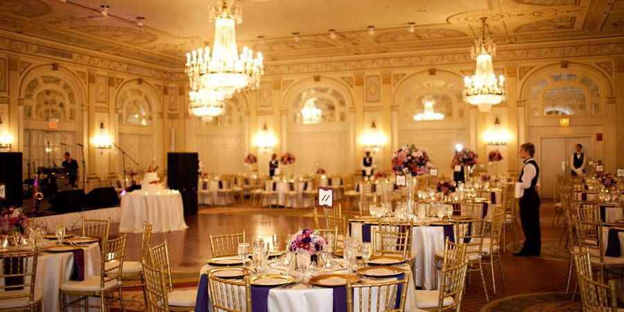 The Brown Hotel wedding Louisville