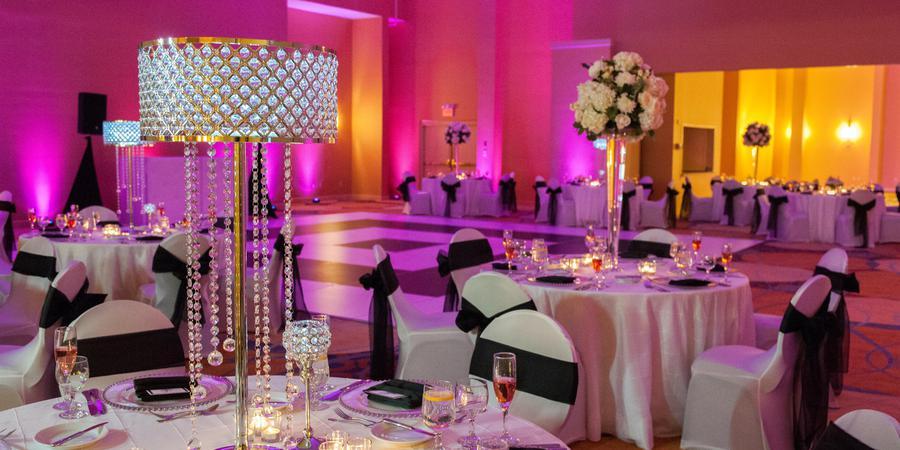 DoubleTree by Hilton Boston North Shore wedding North Shore