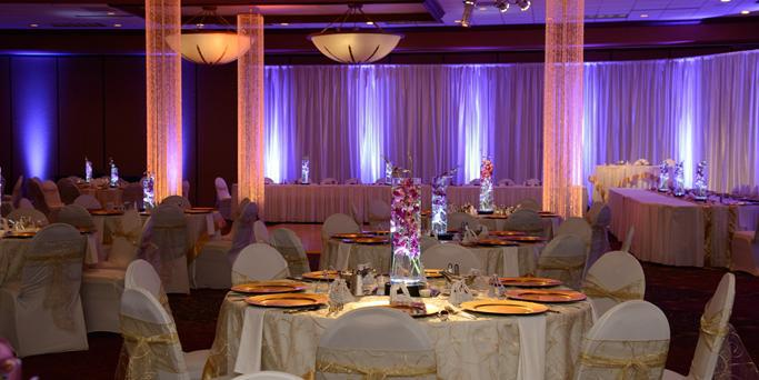 Embassy Suites by Hilton Columbia-Greystone wedding Columbia