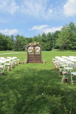 Mountain HomePlace Farm wedding Lexington