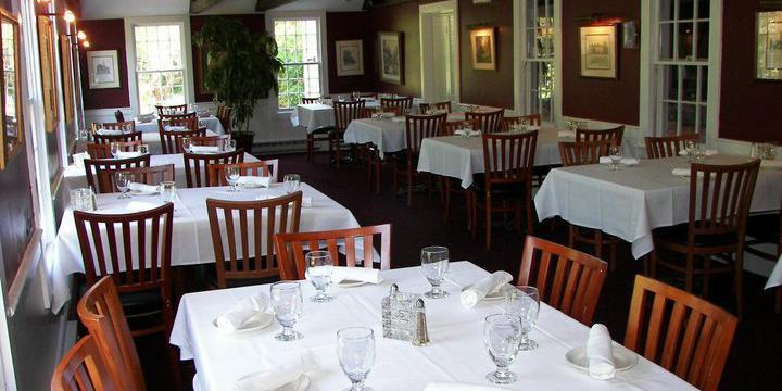 Sun Tavern Restaurant wedding South Shore