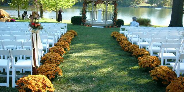 South Park Country Club wedding Louisville