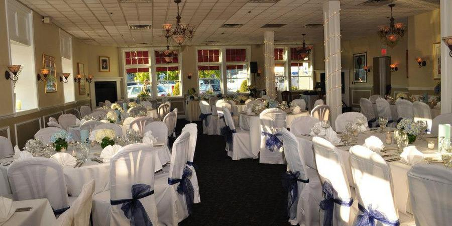 Alberto's Ristorante wedding Cape Cod and Islands