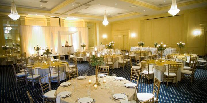 Crowne Plaza Portland wedding Portland