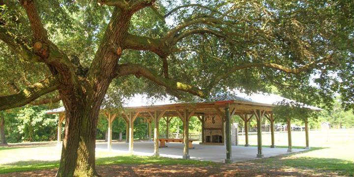 Hyde Park Farm & Polo Club wedding Charleston