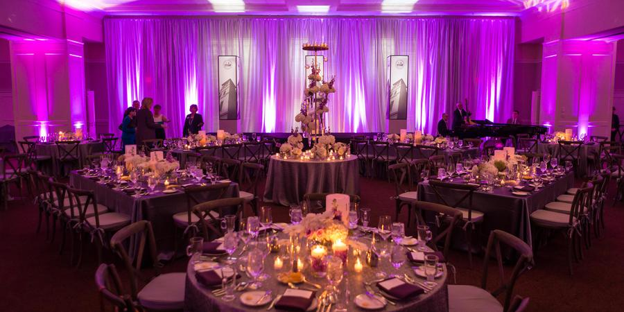 Younts Conference Center at Furman University wedding Greenville