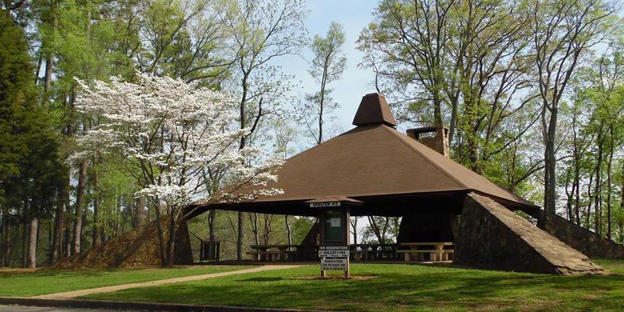 Joe Wheeler State Park wedding Huntsville