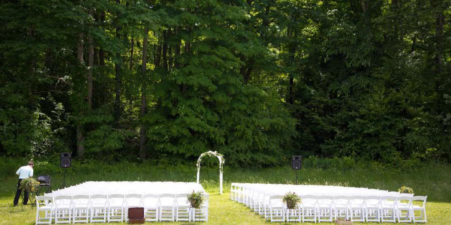 Fernstone Retreat wedding Pittsburgh