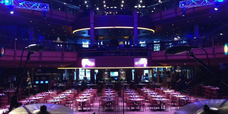 Wildhorse Saloon wedding Nashville