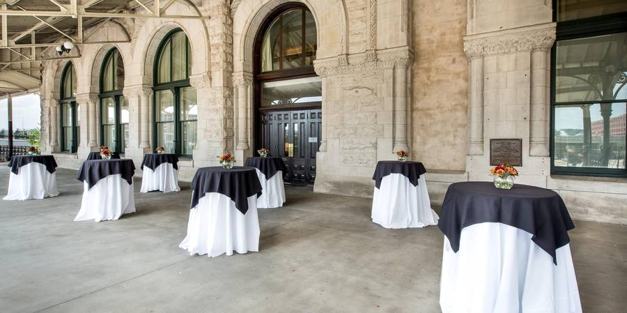 Union Station Hotel wedding Nashville