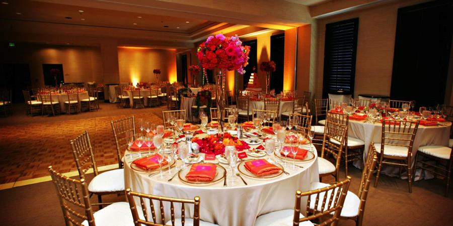 Hotel Valencia wedding South Bay