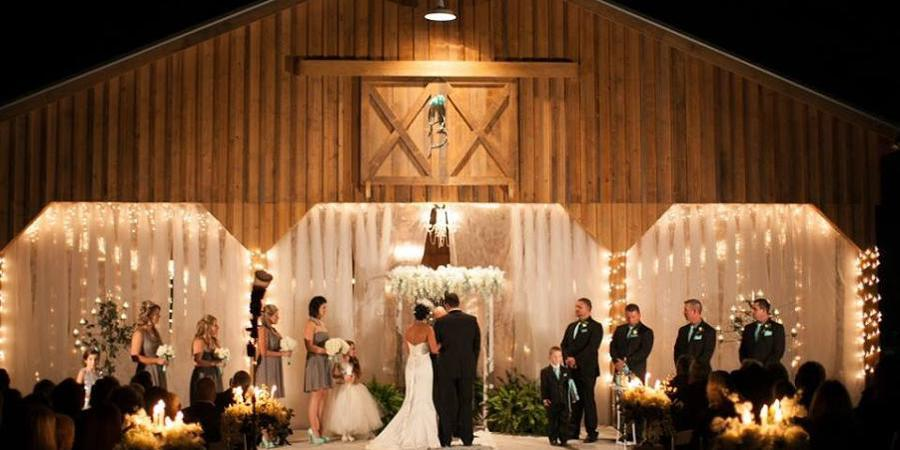Diamond D Ranch wedding Jacksonville