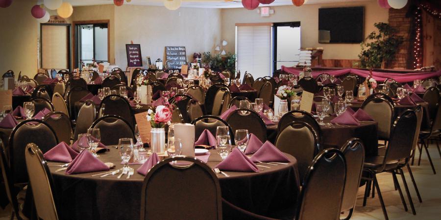 Horizons Lounge & Banquet Center wedding Eau Claire