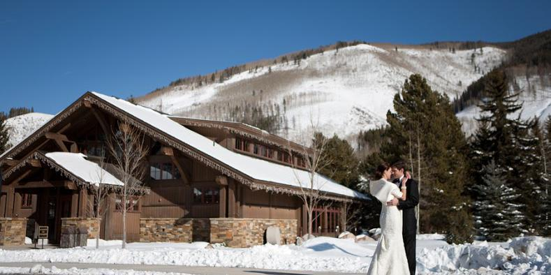 Donovan Pavilion wedding Denver