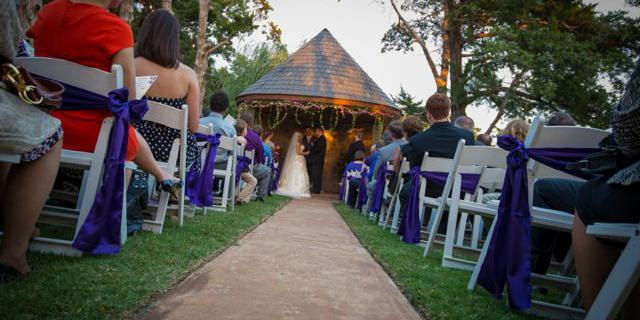 Castle Falls wedding Oklahoma City